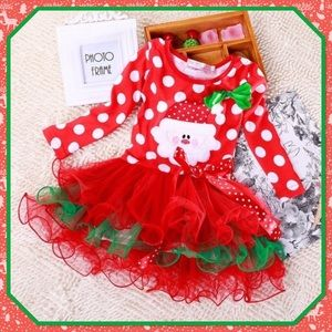 Other - 🎄🎅🏽New🎅🏽Fancy Holiday Dress🎄🎅🏽